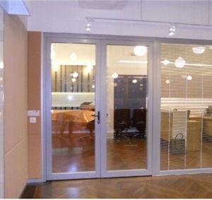 Modern Style Design Aluminum Casement Door