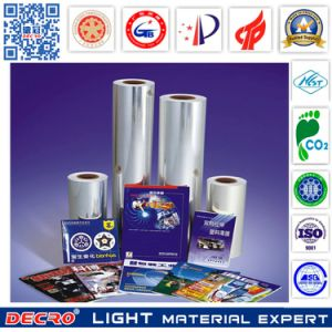 12mic Gloss BOPP Film for Lamination