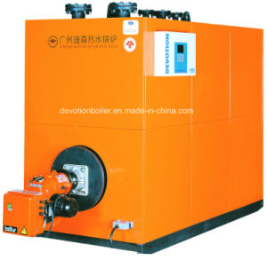 High-Tech 120 Kw Hot Water Boiler with Built-in Copper Heat Exchanger pictures & photos