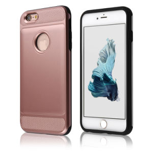 Double Layer Heavy Duty Protection Scratch Proof Armor Case for Apple Case Cover for Apple iPhone 6/6s pictures & photos