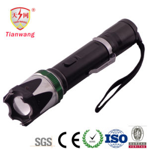 2017 Zoomable Self Defense Flashlight Stun Guns pictures & photos