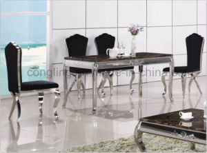 Sectional Dining Room Table Set for Sale A8052 pictures & photos