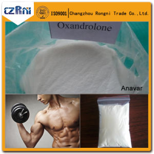 High Purity Steroid Powder Oxand (Anavar) 53-39-4 pictures & photos