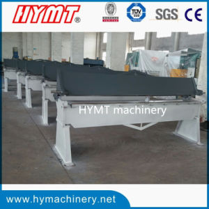 WH06-1.5X3040 manual type pan box folding bending machine pictures & photos
