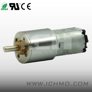 DC Gear Motor with Low Ratio D162 pictures & photos