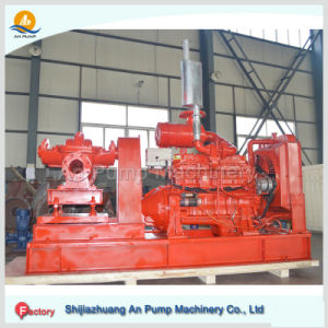 High Pressure Centrifugal Diesel Engine Driven Fire Pump pictures & photos