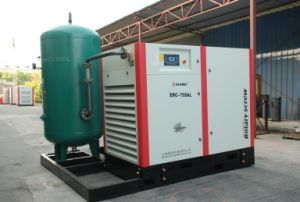 30HP Integrated Screw Air Compressor with Filter