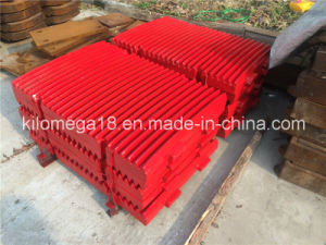 High Quality Crusher Wear Parts for Jaw Crusher pictures & photos
