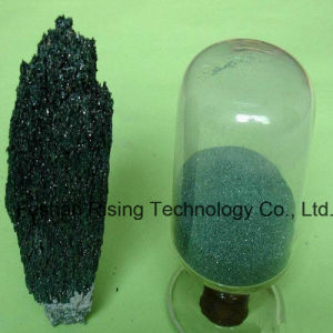 Green Silicon Carbide for Making Abrasive Tool pictures & photos