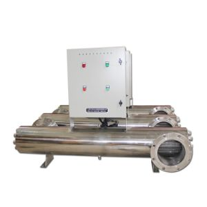 50m3/H UV Water Filter Water Sterilizer Equipment with Auto Cleaning System pictures & photos