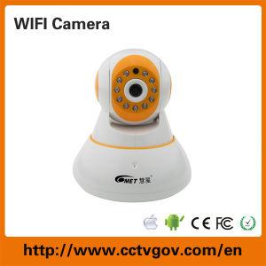 P2p Wireless 1.0MP 64GB TF Card Camera Alarm Security Camera pictures & photos