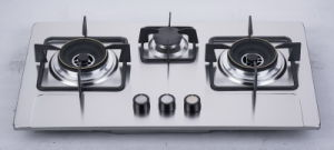 Three Burner Built-in Hob (SZ-LW-133) pictures & photos
