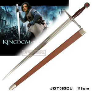 Kingdom of Heaven Swords Movie Swords 115cm Jot053cu pictures & photos