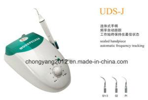 EMS Compatible Ultrasonic Piezo Scaler Woodpecker Portable Scaler pictures & photos
