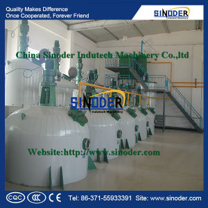 Palm Oil Processing Machine, Palm Oil Production Line, Crude Palm Oil Refinery and Fractionation Plant pictures & photos