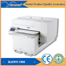 Digital Flatbed T Shirt Printer on Clothes pictures & photos