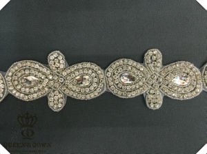 Diamond Wedding Rhinestone Belt Chain Long Paragraph, DIY Accessories
