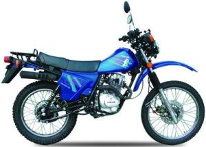 Pretty Colors off-Road Motorcycle 150cc (HD150-18) pictures & photos