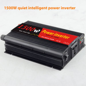 DC to AC 1500W Quiet Intelligent Power Inverter pictures & photos