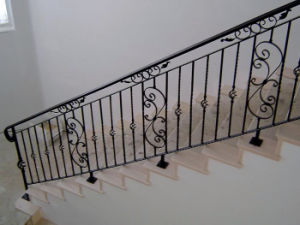 Decorative New Design Super Quality Metal Wrought Iron Fence pictures & photos