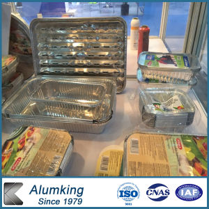 8000 Series Aluminium Foil for Container Foil pictures & photos