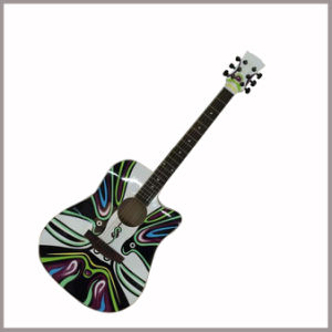New Customized Acoustic Guitar (GT40A4010)