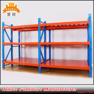 Four Layers Heavy Duty Metal Goods Shelf pictures & photos