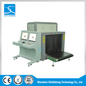 Train Station and Airport Security X-ray Baggage Parcel Scanner Machine pictures & photos