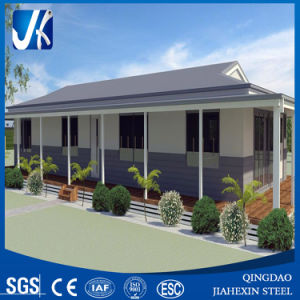 Prefabricated Steel Structure (JHX-J018) pictures & photos