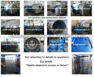 Professional Supplier of Salt Centrifuge 2016 pictures & photos