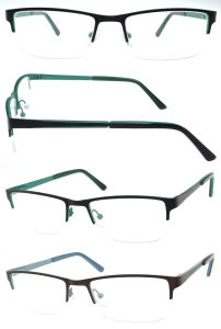 Om134214 Stainless Steel Eyewear for Reading Glasses Vision pictures & photos