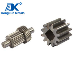 CNC Machining Steel Gear for Machinery pictures & photos