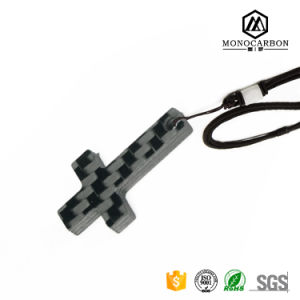 New Arrival Small Gifts Carbon Fiber Pendant pictures & photos