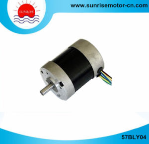 57bly04 BLDC Motor 3000rpm Electric Motor Round Motor Brushless DC Motor pictures & photos