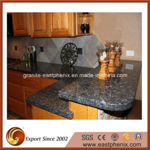 Imported Blue Pearl Granite for Countertop/Worktop/Vanity Top pictures & photos