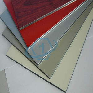 High Rigidity Aluminium Composite Panel for Outdoor Building Materials pictures & photos