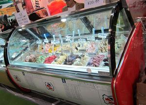 Italian Gelato Display Cabinet Freezers B6 (CE) pictures & photos