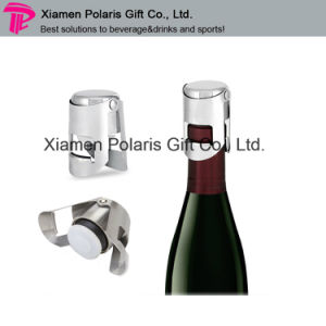 Stainless Steel Champagne Sparkling Wine Bottle Stopper pictures & photos