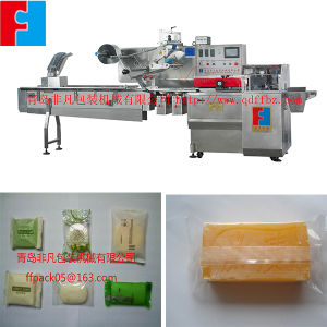 Full Automatic Hotel Soap Horizontal Flow Packaging Machine Factory Price pictures & photos