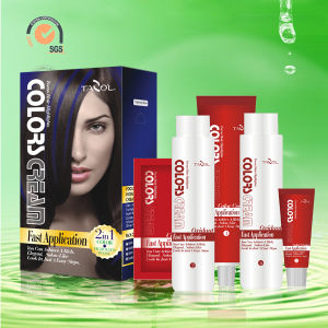 2016 New Tazol Highlight Hair Color Cream pictures & photos
