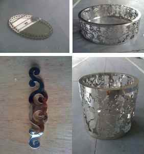 OEM Laser Cutting Sheet Metal Fabrication pictures & photos