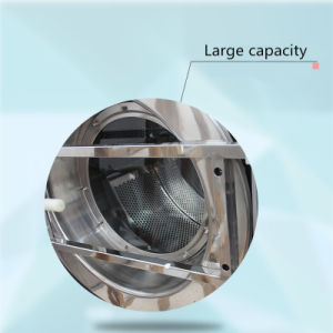 China Manufacture Stainless Steel Industrial Washing Machine for Sale pictures & photos