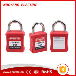 25mm Short Shackle Safety Lockout Padlock pictures & photos