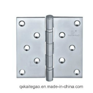 Stainless Steel Door Hinge for Wooden Door (3555-2BB) pictures & photos