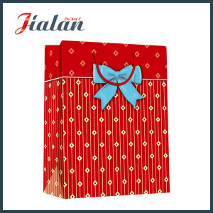 Lovely Design for Baby Clothes Packaging Custom Laminated Paper Bag pictures & photos