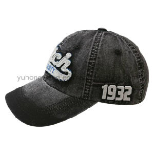 Customized Washed Baseball Cap, Beautiful Snapback Sports Hat pictures & photos