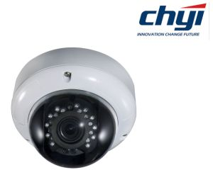 4.0MP Vandalproof HD IP IR Dome Camera with Poe pictures & photos