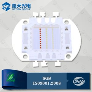 SGS TUV BV Factory Audit 620-630nm 3W Red LED pictures & photos