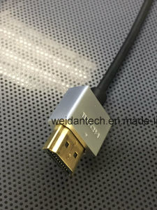Premium V2.0 4kx2k 3D Ultra HD HDMI Cable pictures & photos