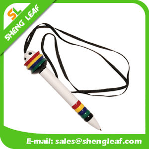 Custom Logo Lanyard Ball Pen with Belt (SLF-LP009)